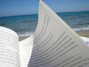Beach Books.